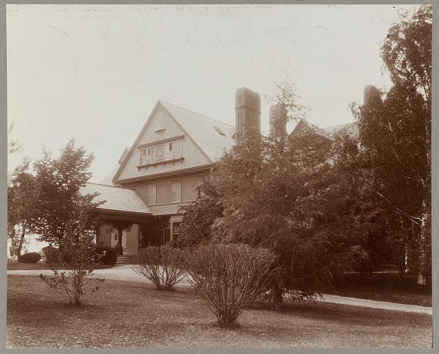 Roosevelt estate, Oyster Bay, N.Y.