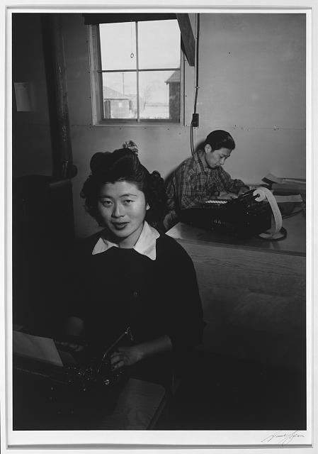 Rose Fukuda and Roy Takeda, Manzanar Relocation Center