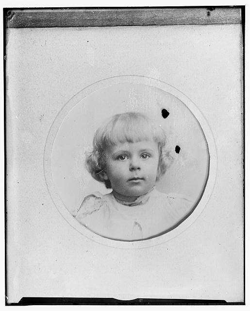 [Milton Wright, nephew of Wilbur and Orville, son of Lorin, approximately age nine, [sic], copy photograph]