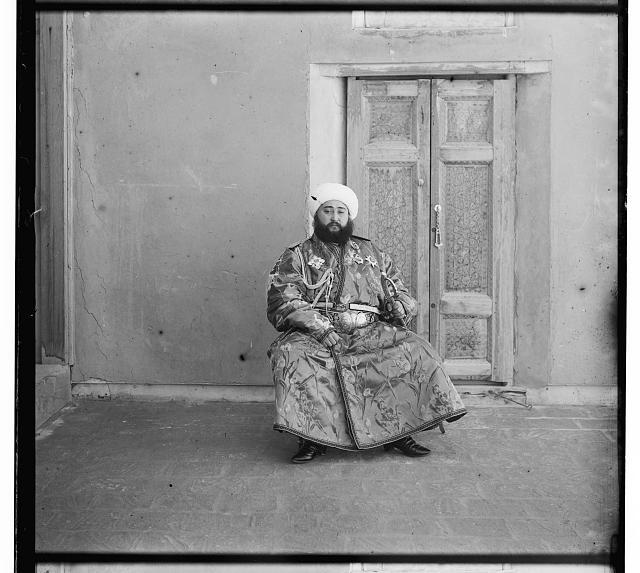 [Emir Bukharskii. Bukhara]