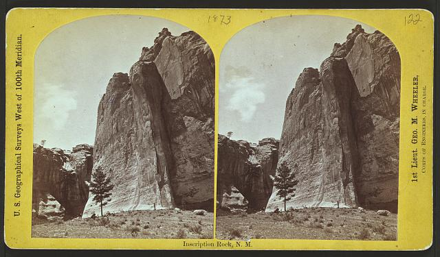Inscription Rock, N.M.