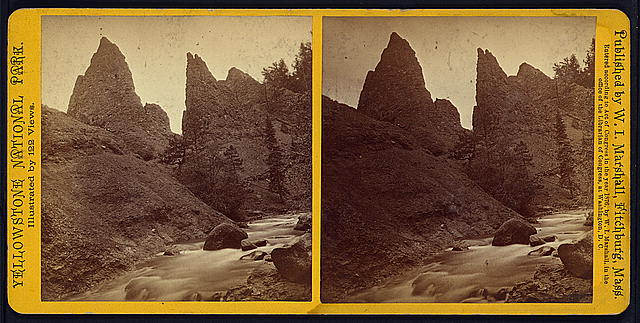 Tower Creek series. The Pinnacles