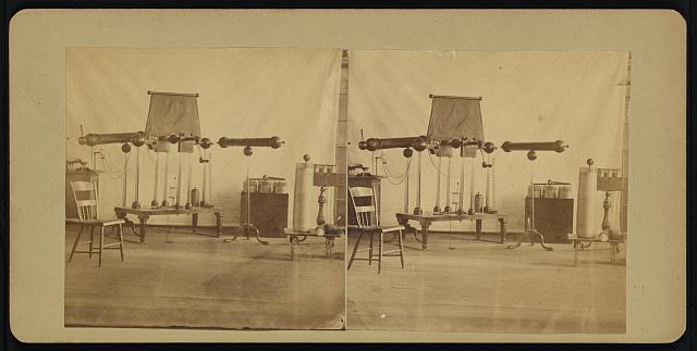 [Electrostatic machines (?), Dickinson College]