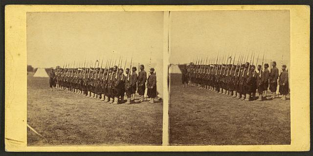 Company E, 5th Regiment N.Y. Zouaves, Colonel Duryee, at Camp Butler, near Fortress Monroe, Va.
