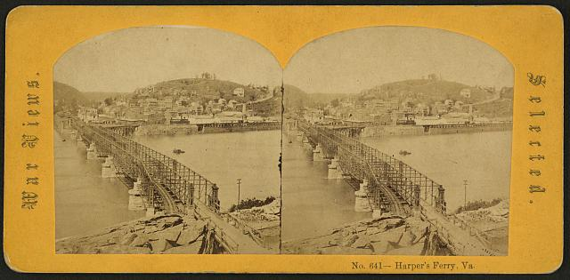 Harper's Ferry, VA, no. 641