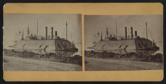 U.S. ironclad gunboat Essex