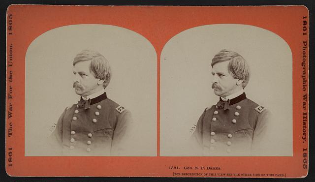 Gen. N. P. Banks