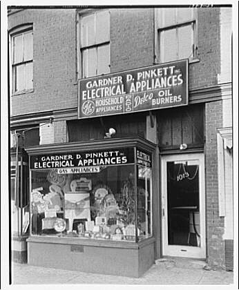 Electric Institute of Washington, Potomac Electric Power Co. Stores of electric dealers XI
