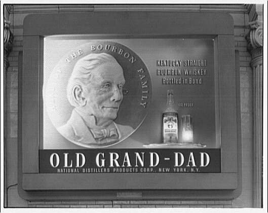 McArthur Advertising Corporation, 2480 16th Street. Old Grand-Dad display at Union Station IV