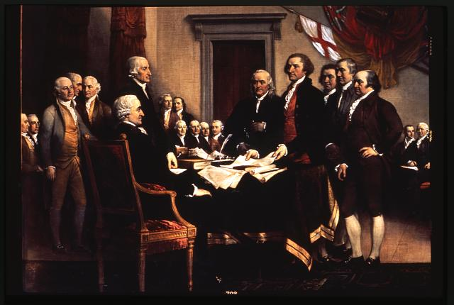 Declaration Of Independence Posters  Prints | CafePress