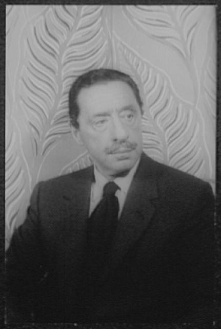 [Portrait of Harold Arlen]