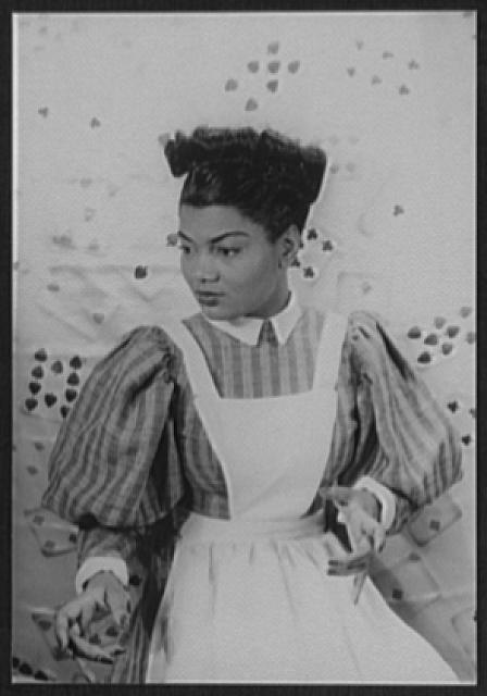 [Portrait of Pearl Bailey, St. Louis Woman]