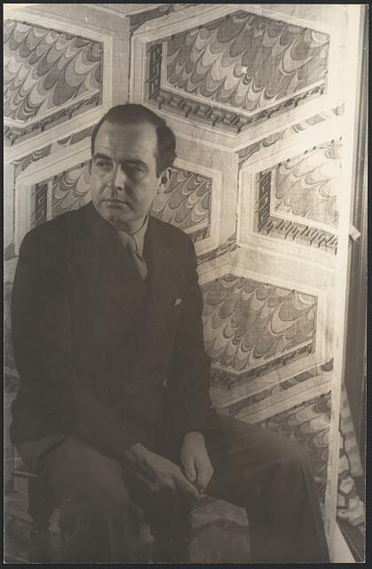 [Portrait of Samuel Barber]