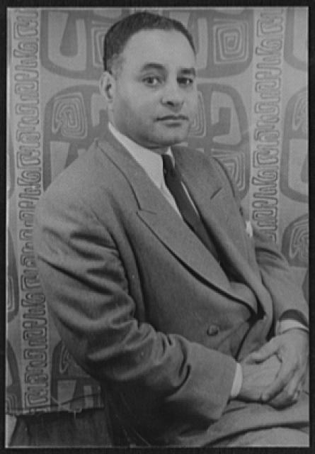 [Portrait of Ralph Bunche]
