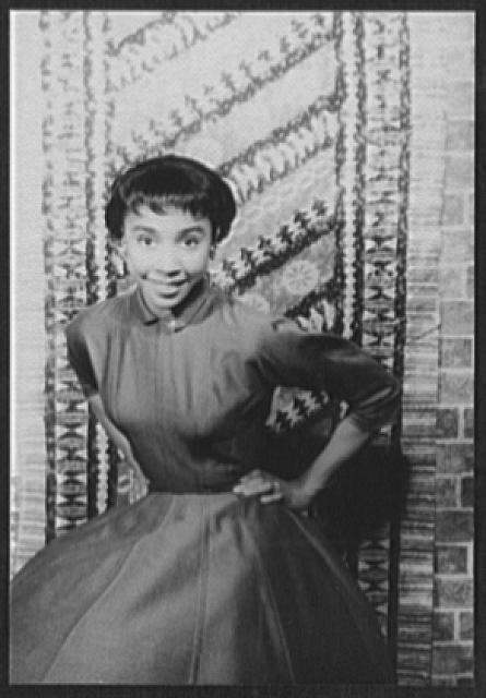 [Portrait of Diahann Carroll]