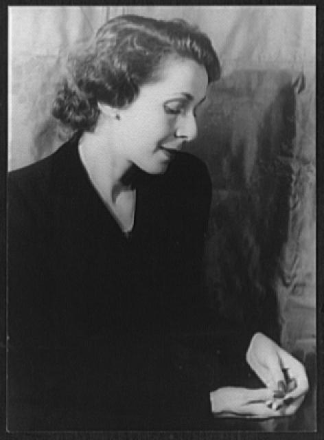 [Portrait of Lili Darvas]