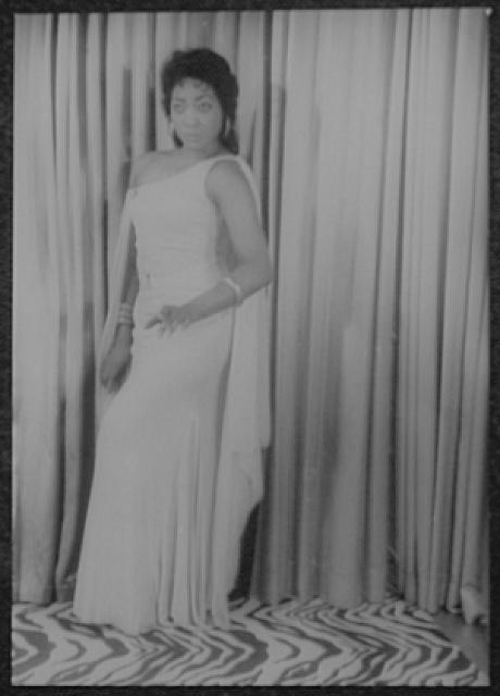 [Portrait of Gloria Davy, as Aida, Act II, Scene I]