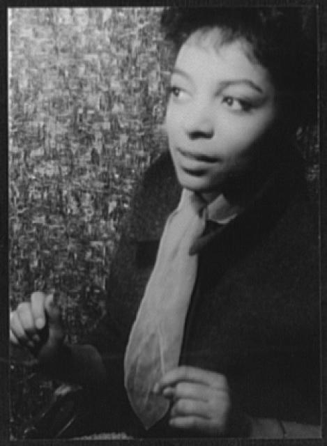 [Portrait of Ruby Dee]