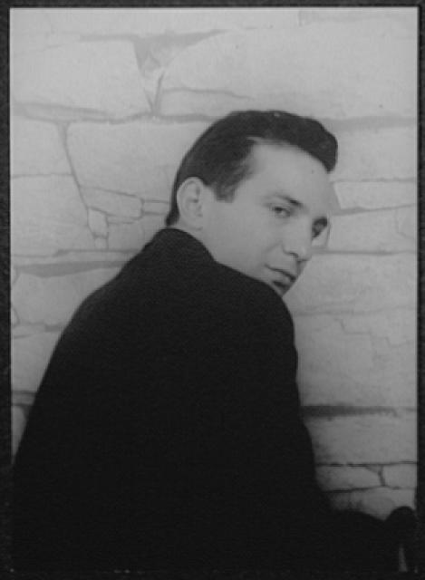 [Portrait of Ben Gazzara]
