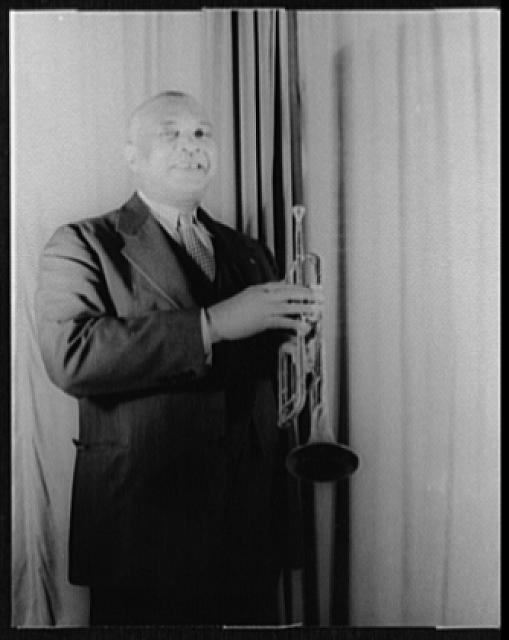 [Portrait of William Christopher Handy]
