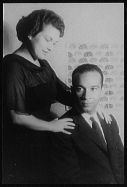 [Portrait of Marilyn Horne and Henry Lewis]