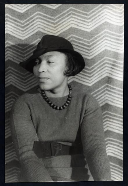 [Portrait of Zora Neale Hurston]