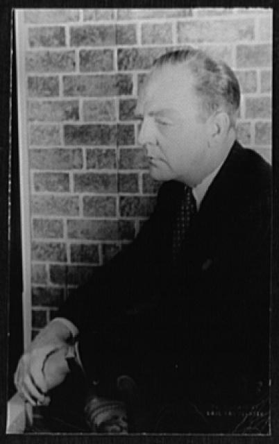[Portrait of William Inge]