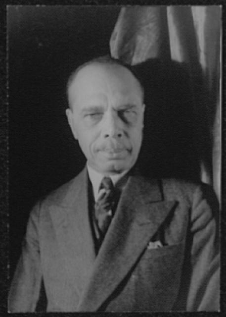 [Portrait of James Weldon Johnson]