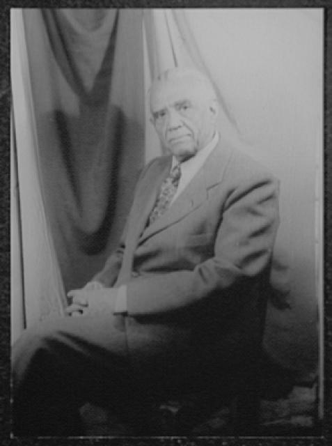 [Portrait of Laurence C. Jones, Piney Woods Country Life School, Mississippi]