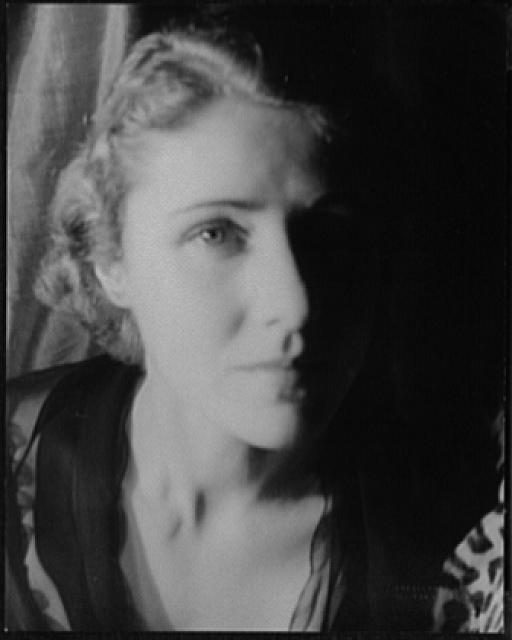 [Portrait of Clare Boothe Luce]
