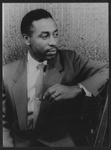 [Portrait of Robert McFerrin]