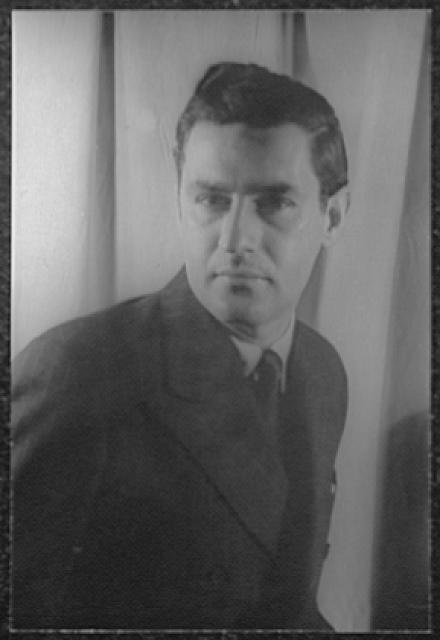 [Portrait of Gian Carlo Menotti]