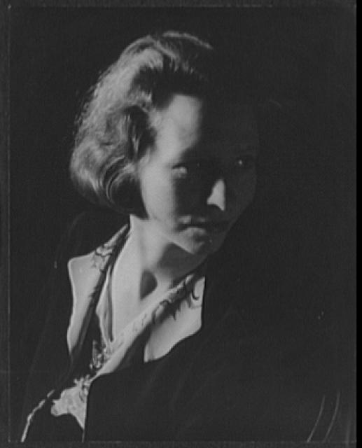 [Portrait of Edna St. Vincent Millay]