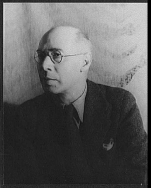 [Portrait of Henry Miller]