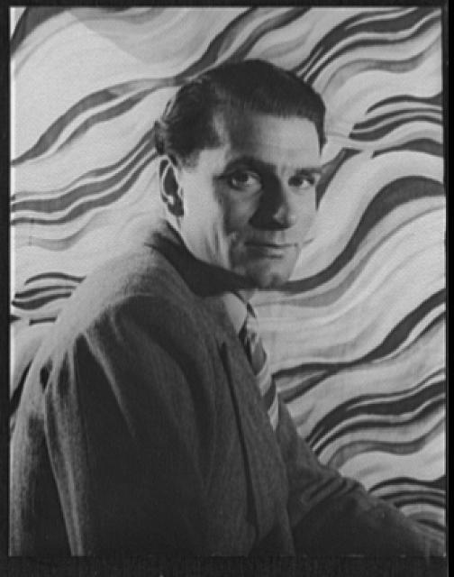 [Portrait of Laurence Olivier]