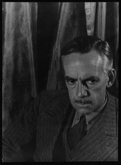 [Portrait of Eugene O'Neill]