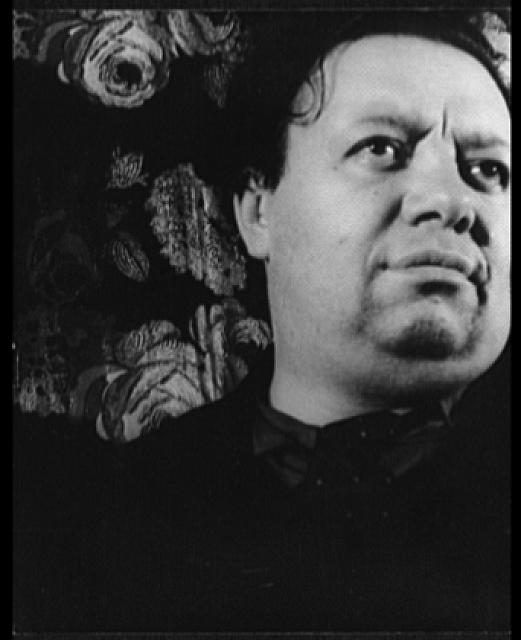 [Portrait of Diego Rivera]