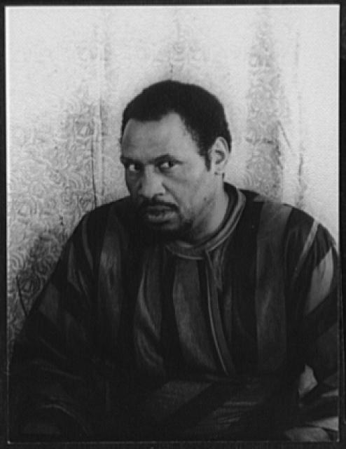 "[Portrait of Paul Robeson, as ""Othello""]"