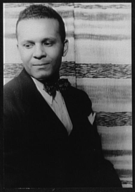[Portrait of Rawn Spearman]