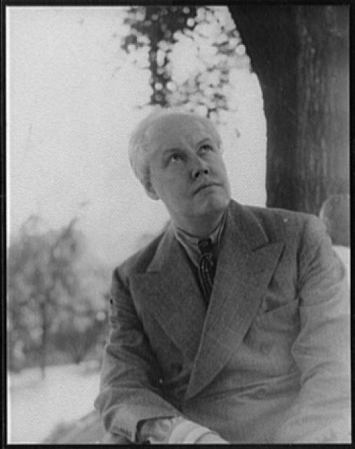 [Portrait of Carl Van Vechten, Richmond, Va.]