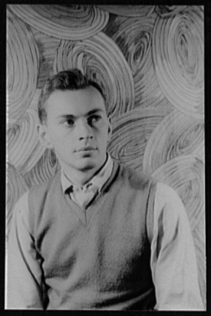 [Portrait of Gore Vidal]