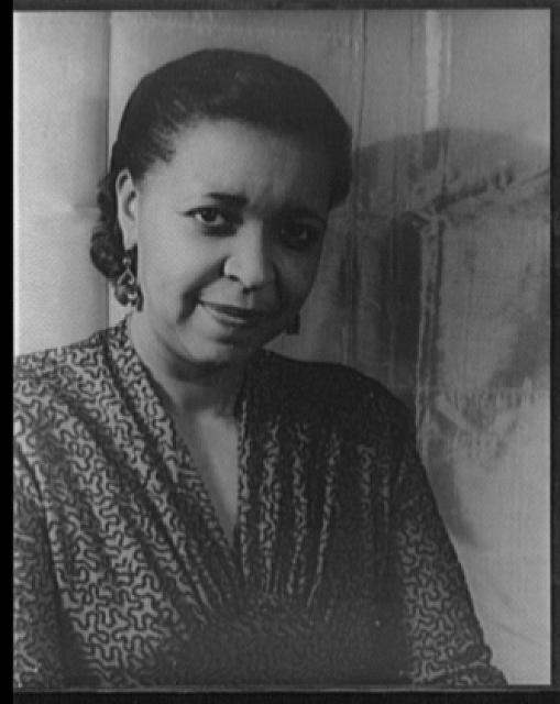 [Portrait of Ethel Waters]