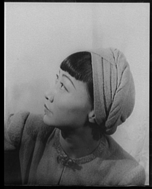 [Portrait of Anna May Wong]
