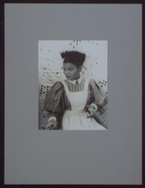[Portrait of Pearl Bailey, St. Louis Woman, 1946]