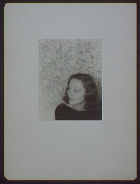 [Portrait of Tallulah Bankhead]