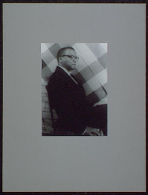 [Portrait of Billy Strayhorn]