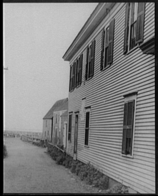 [Houses in Provincetown, Massachusetts]