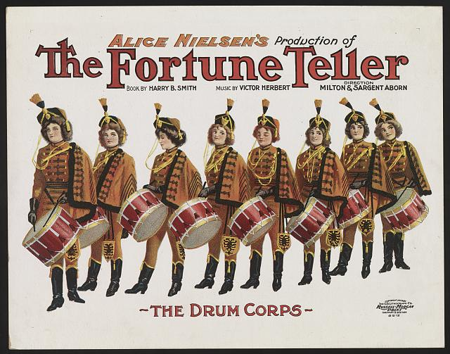 Alice Nielson's production of The fortune teller