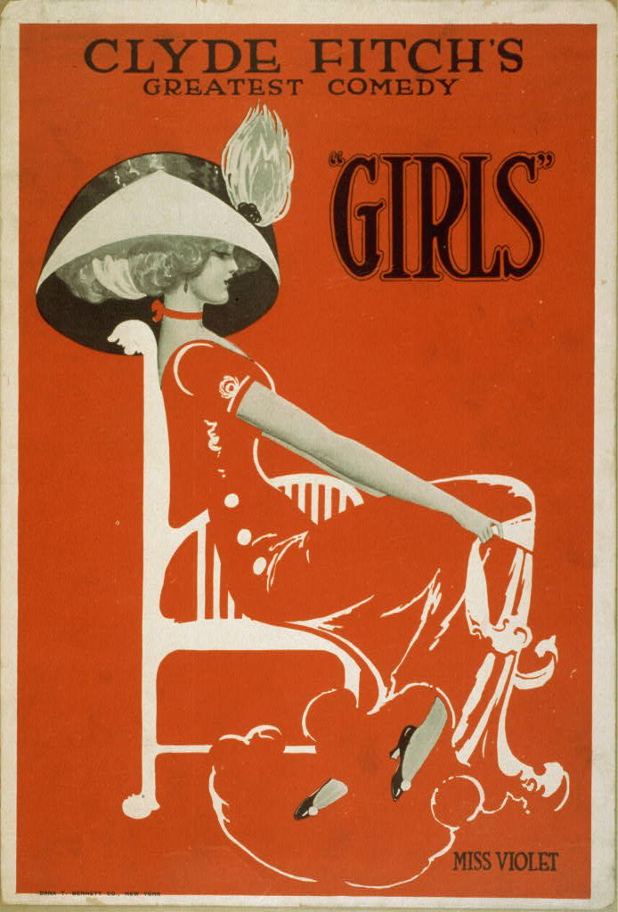 Clyde Fitch&#39;s greatest comedy, &quot;Girls&quot;