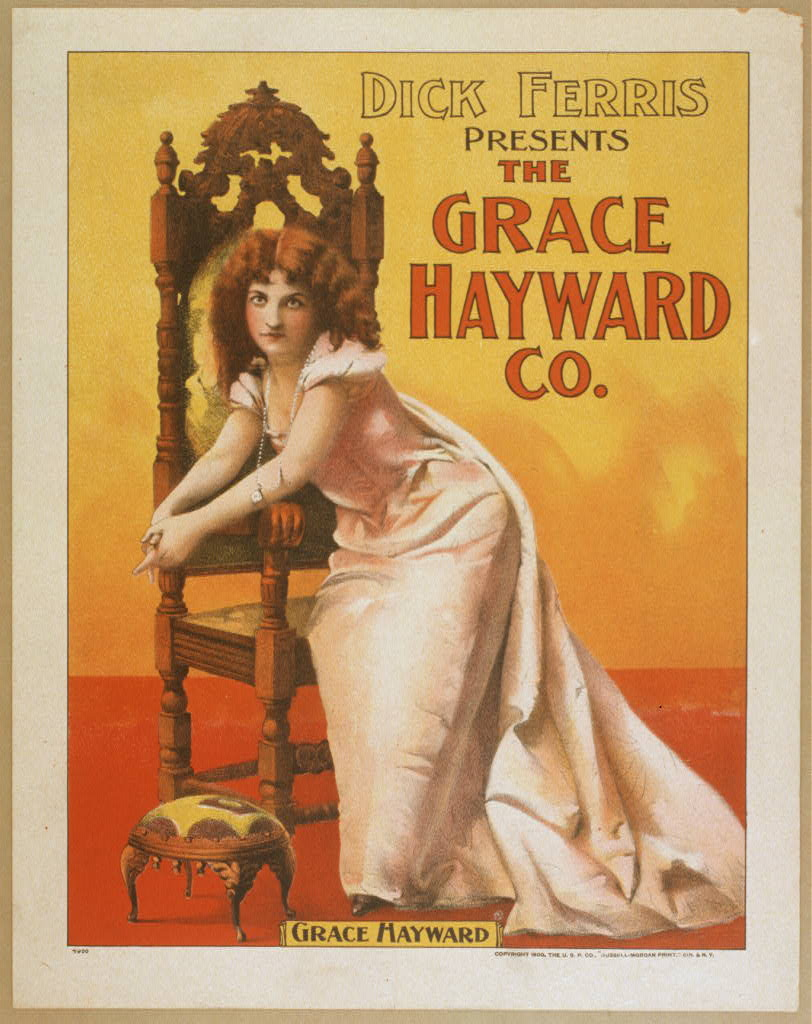Dick Ferris presents The Grace Hayward Co.
